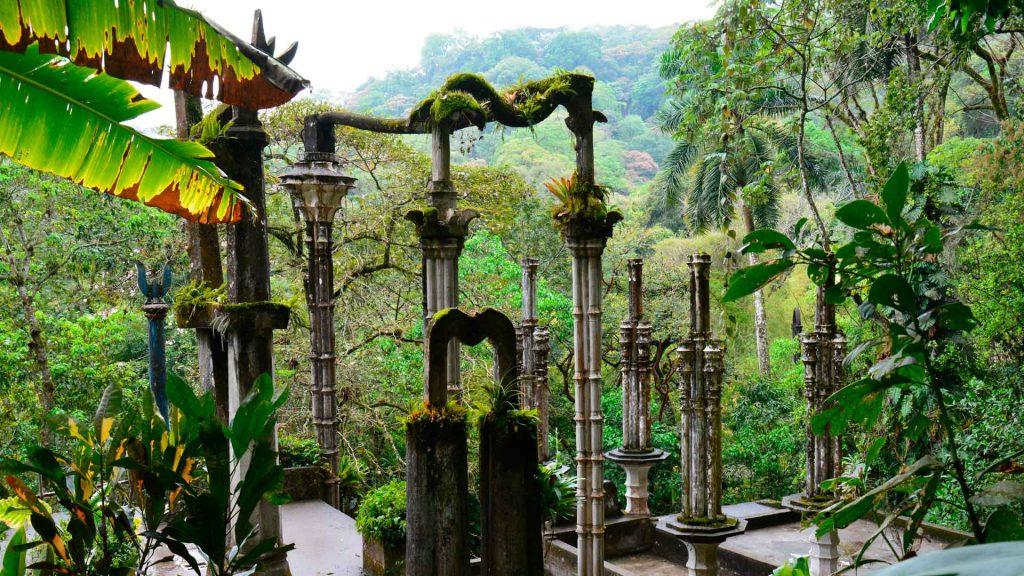 Jardín Escultórico Edward James, 10 detalles que lo hacen de los más bellos del mundo