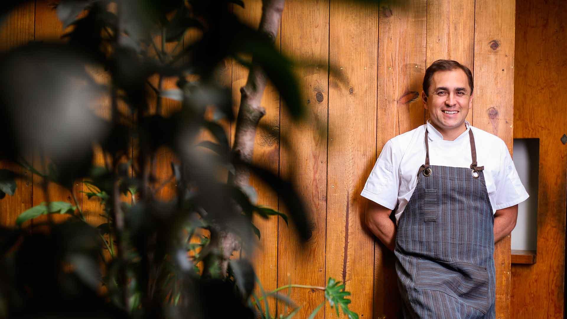 Chef Maycoll Calderón