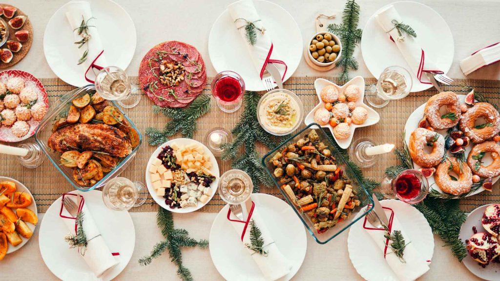 8 experiencias gastronómicas especiales para Navidad