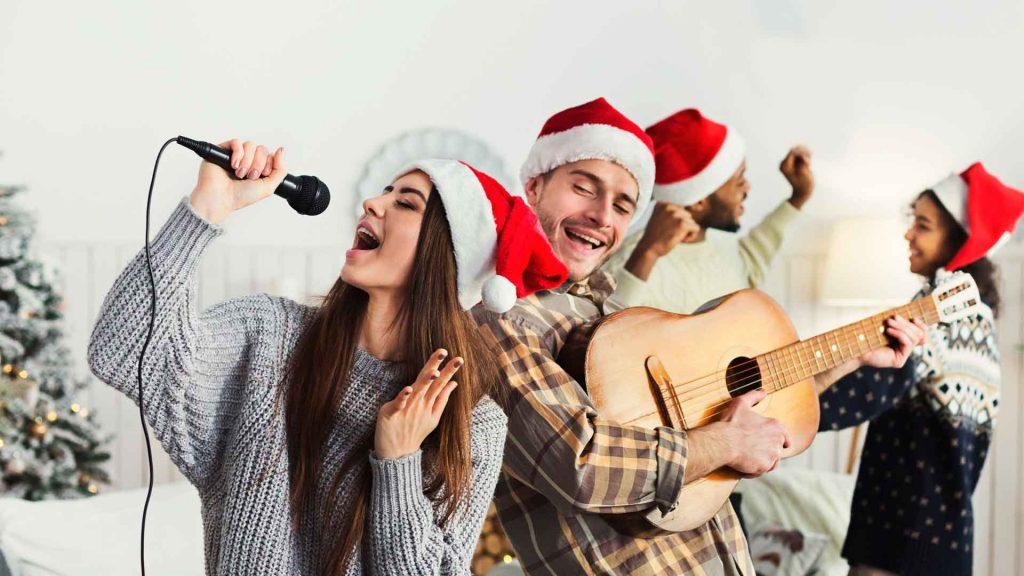 Top 10 de las canciones de Navidad más escuchadas