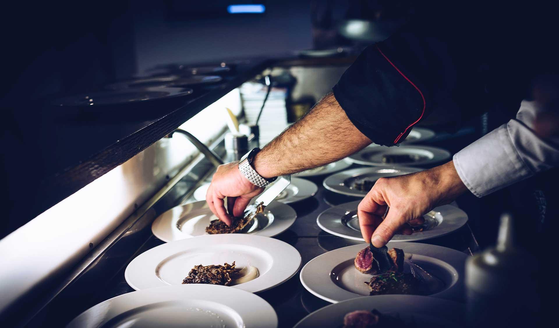 Oficios culinarios