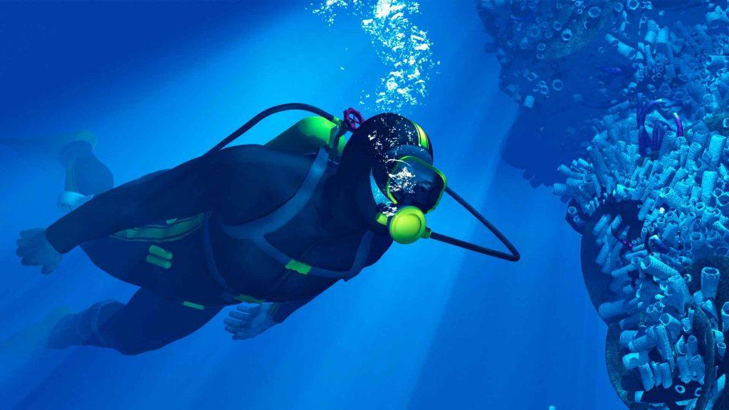 Viajeros inspirando viajeros: en las profundidades del mar
