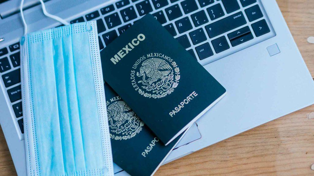 La SRE suspende la emisión de pasaportes en Ciudad de México