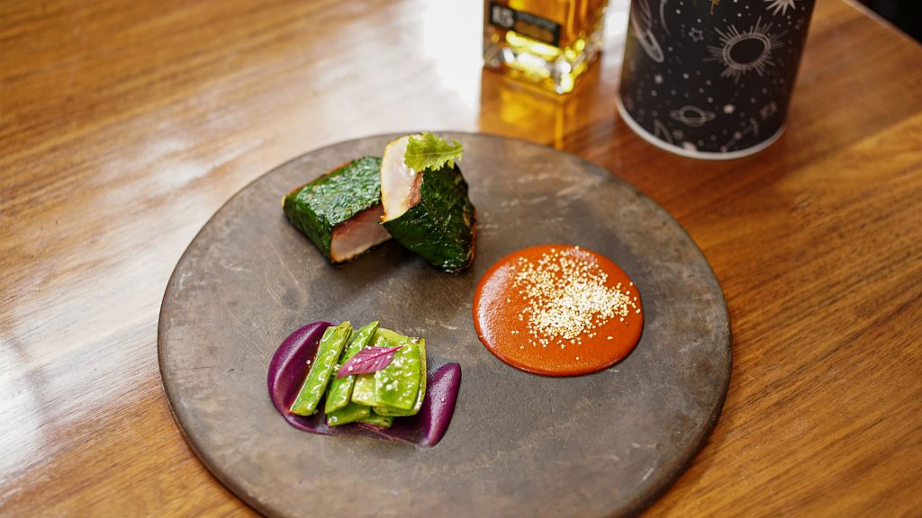 Unexpected Dinners: descubre los menús para maridar con Johnnie Walker Green Label