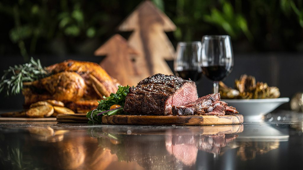 Celebra la navidad en casa con Dinning Program de Mastercard y Grupo Carolo