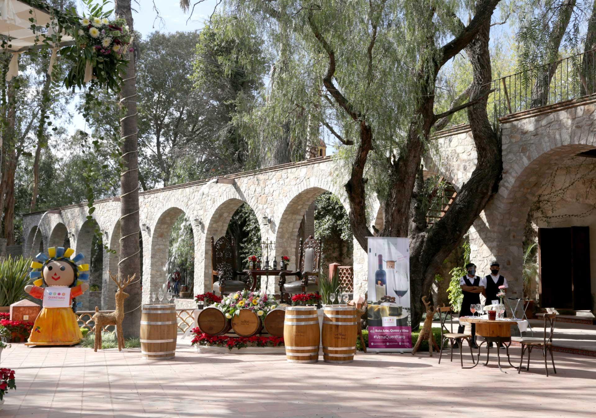 Hacienda Atongo