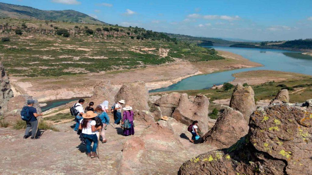 Querétaro presenta los nuevos recorridos turísticos por Amealco