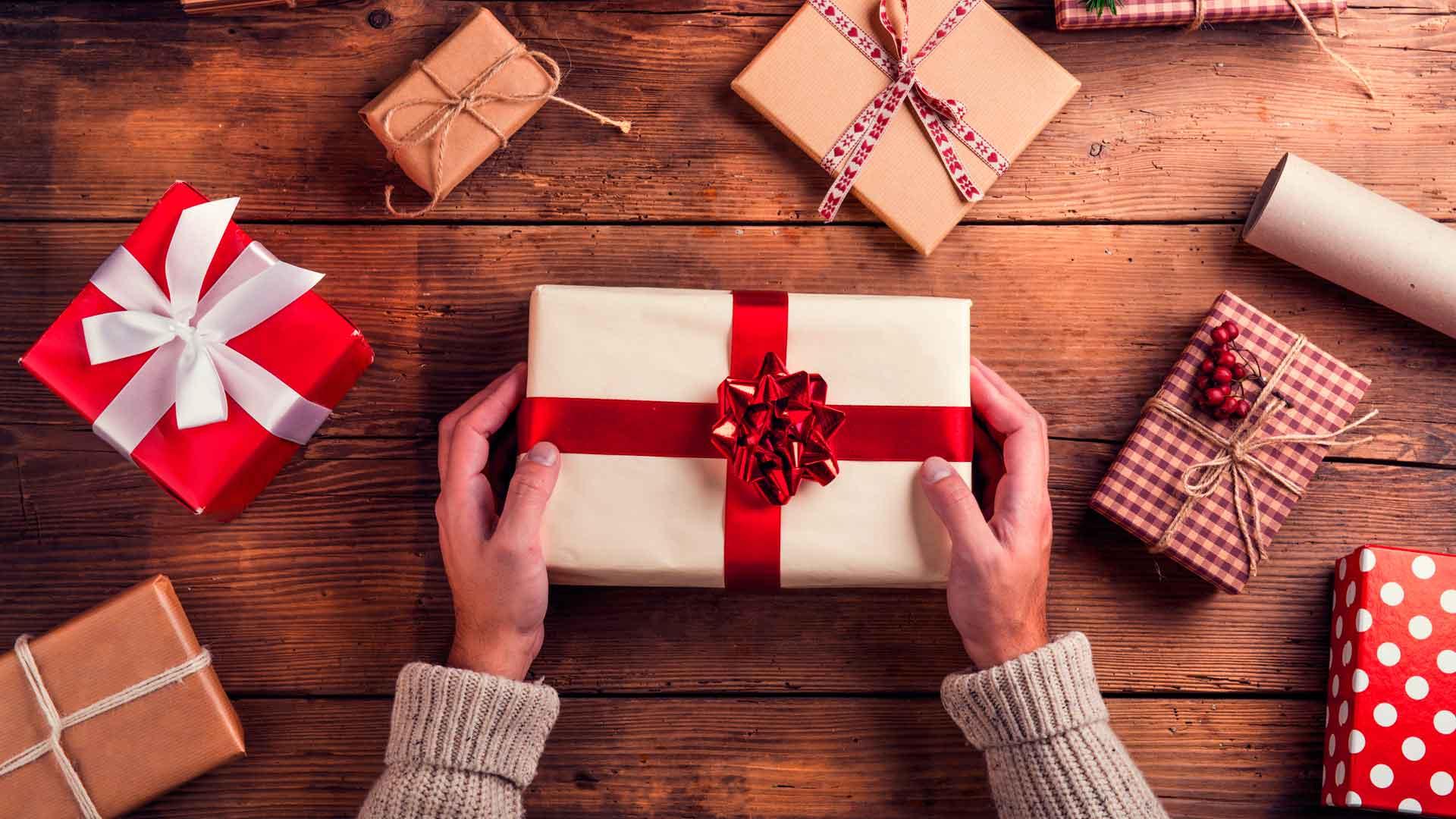 Lúcete con estos originales regalos navideños