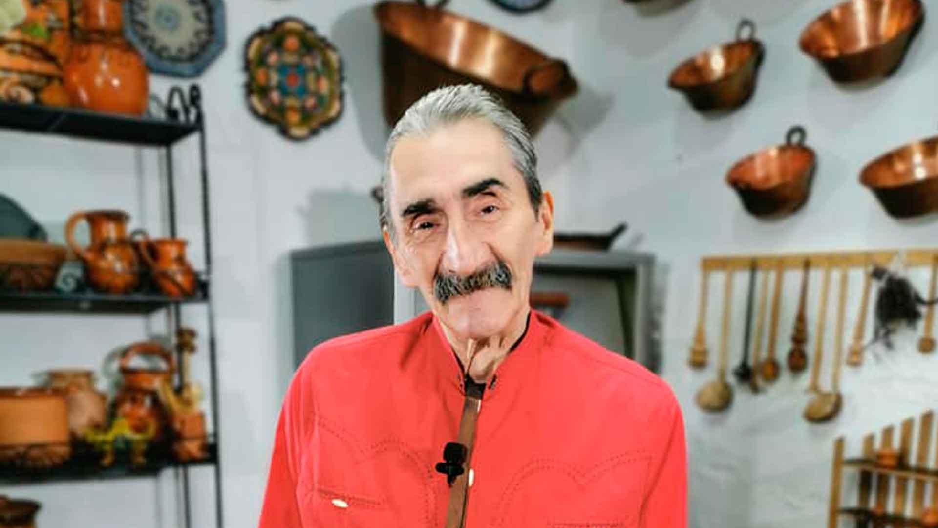 Yuri de Gortari, incansable promotor y maestro de la cocina tradicional mexicana