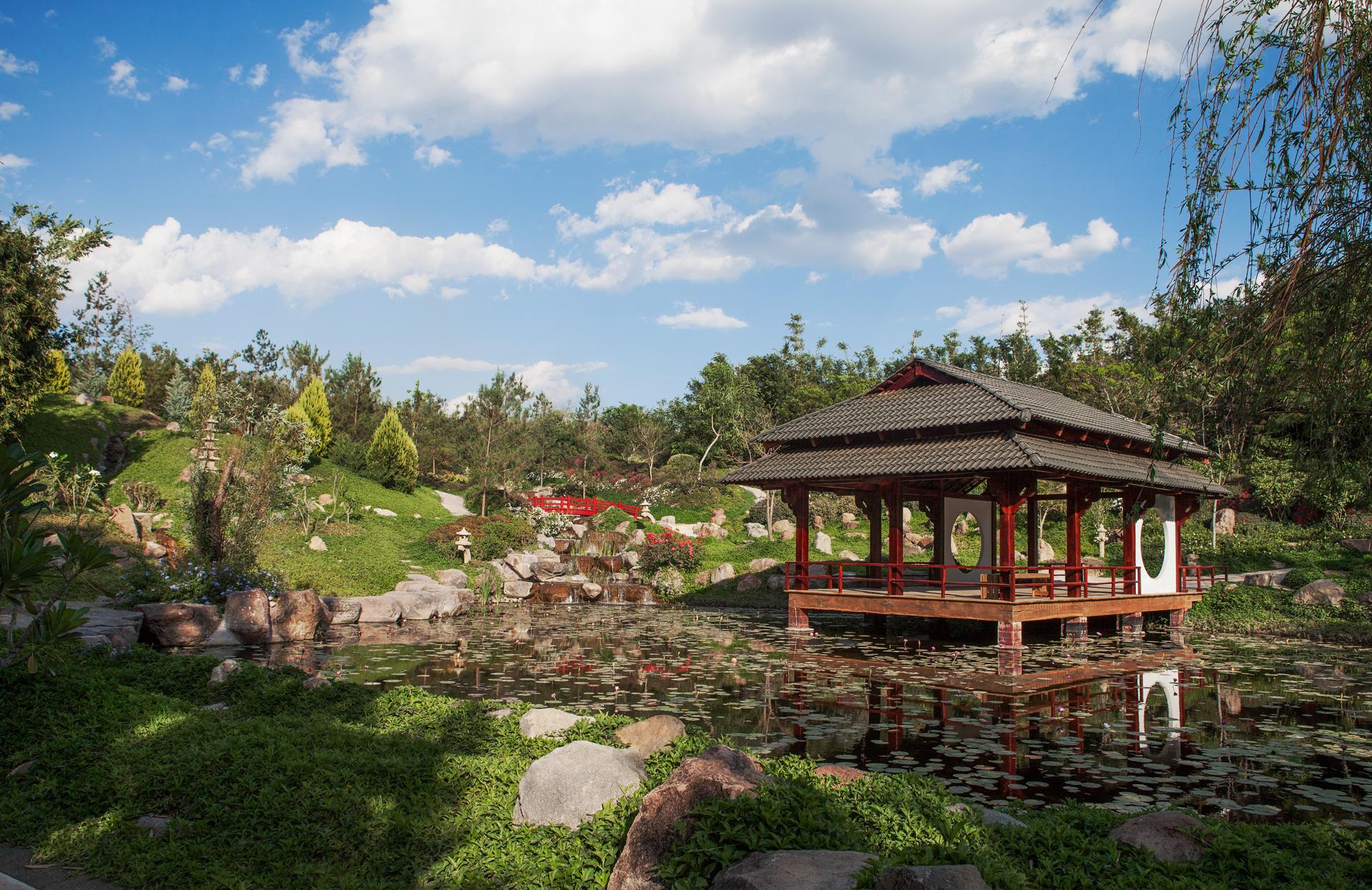 Jardín Japonés, Jardines de México