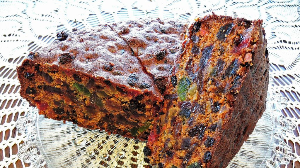 Hornea un fruit cake con el chef Alejandro Salas y Turin Alta Repostería