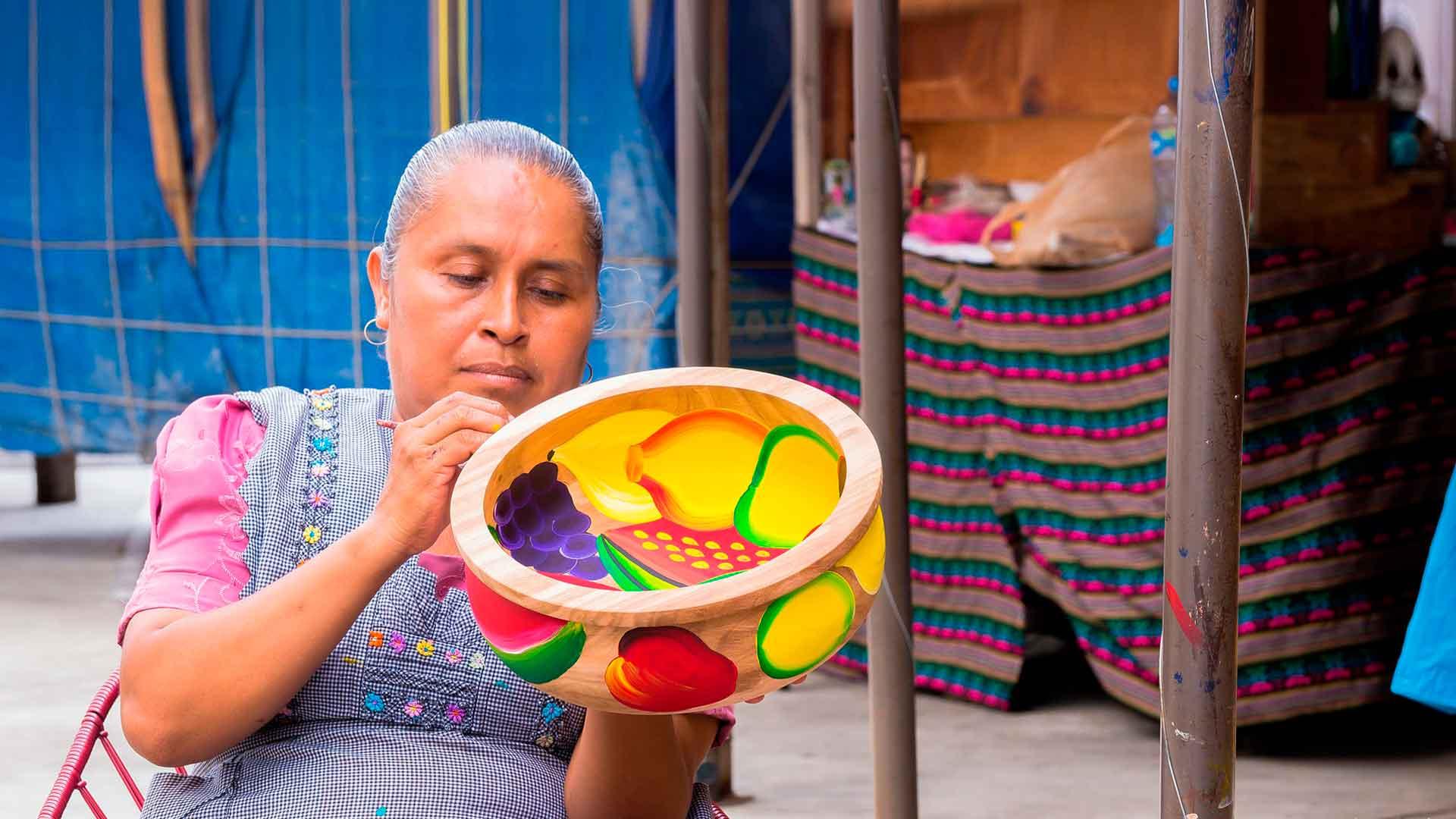 Artesanos mexicanos frente a la pandemia