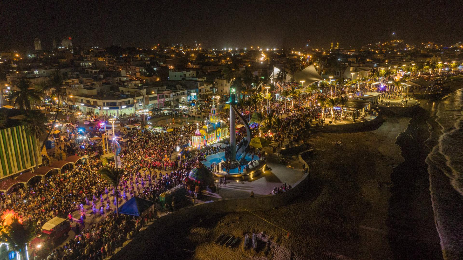 Carnaval de Maztlán