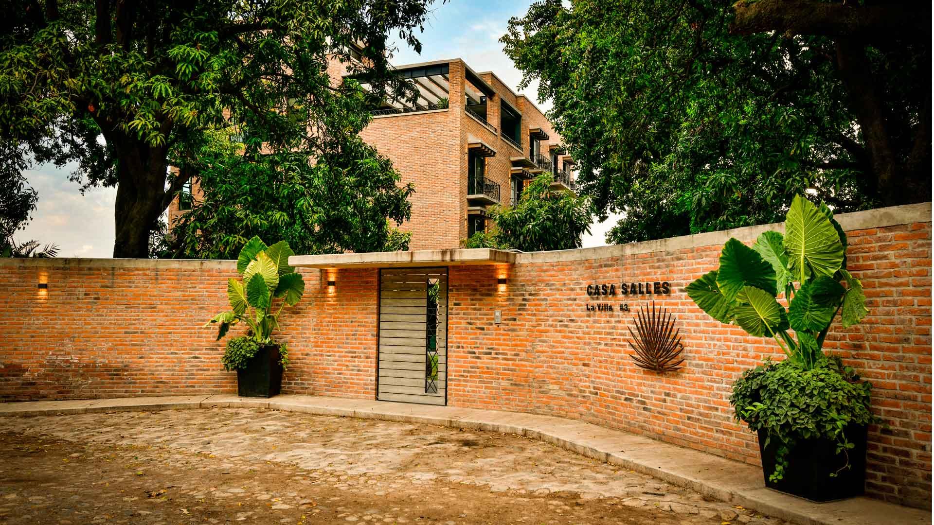 Tequila estrena hotel boutique: Casa Salles