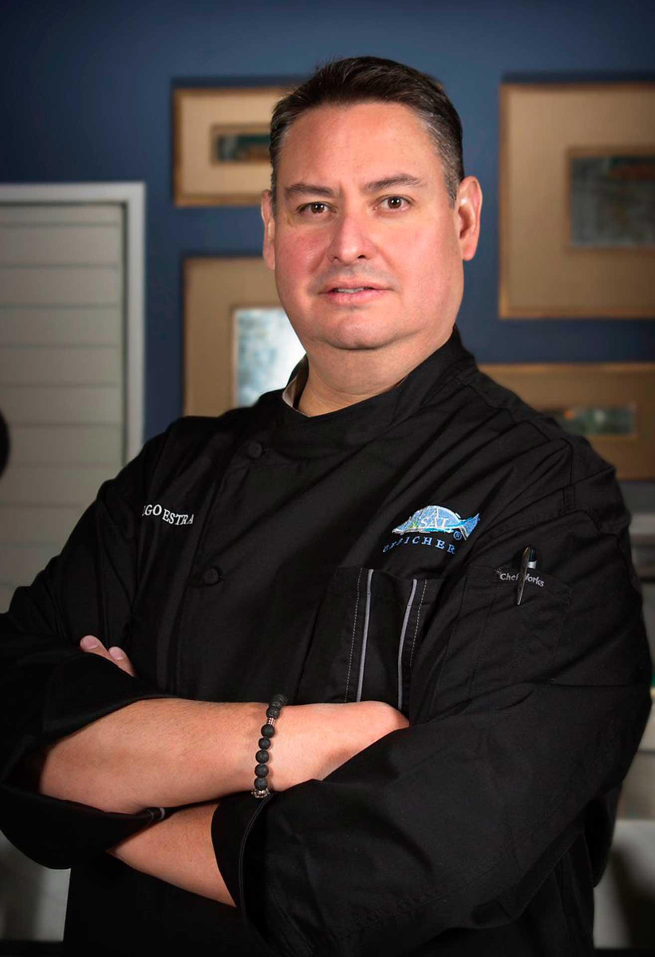 Chef Rodrigo Estrada