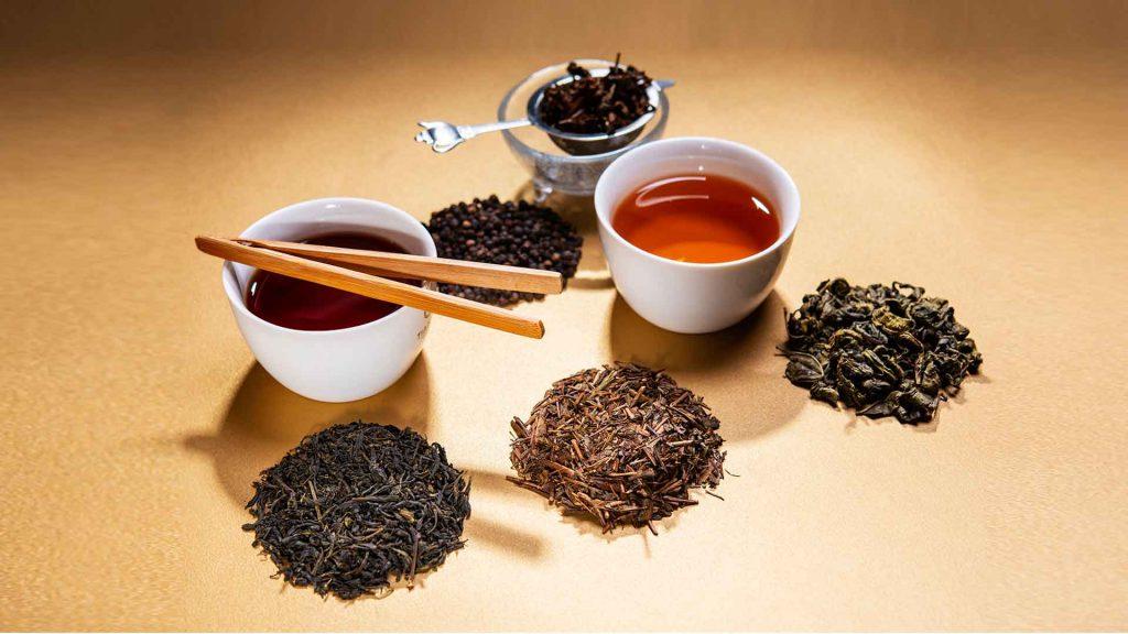 ¿Cómo se clasifica el té?