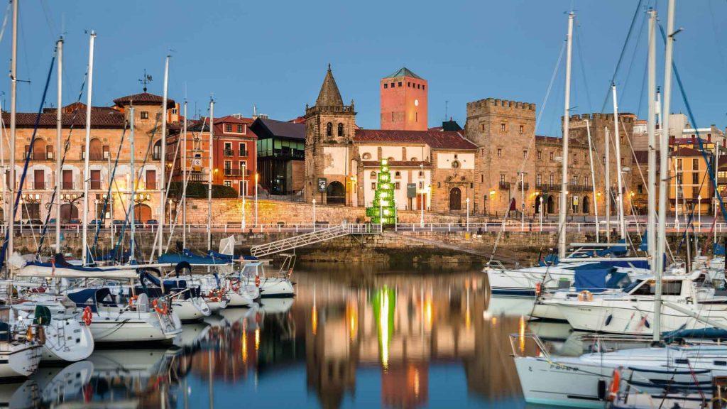 Gijón: núcleo de historia y gastronomía en Asturias