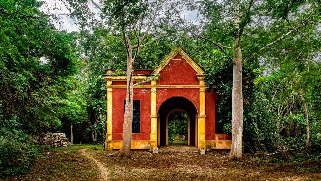 Así es Hacienda Katanchel, un hotel eco-luxury en Yucatán