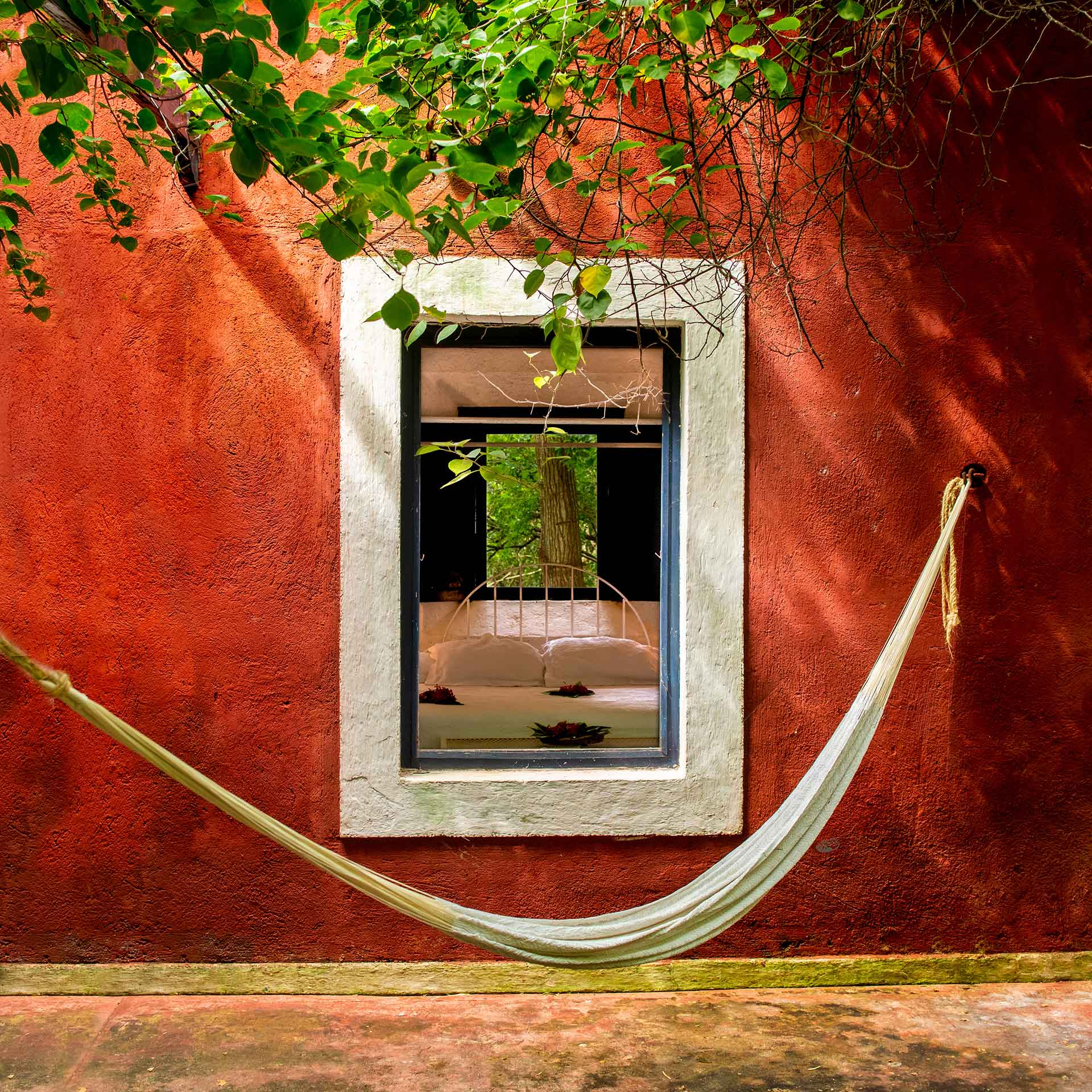 Hacienda Katanchel-ventana