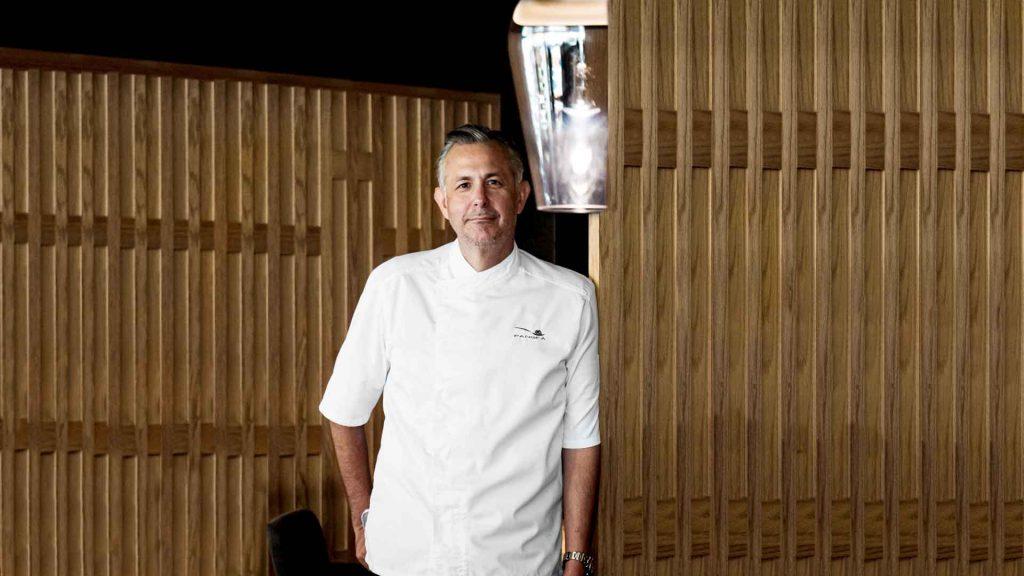 Chef Guillermo González Beristáin: evolucionar para continuar