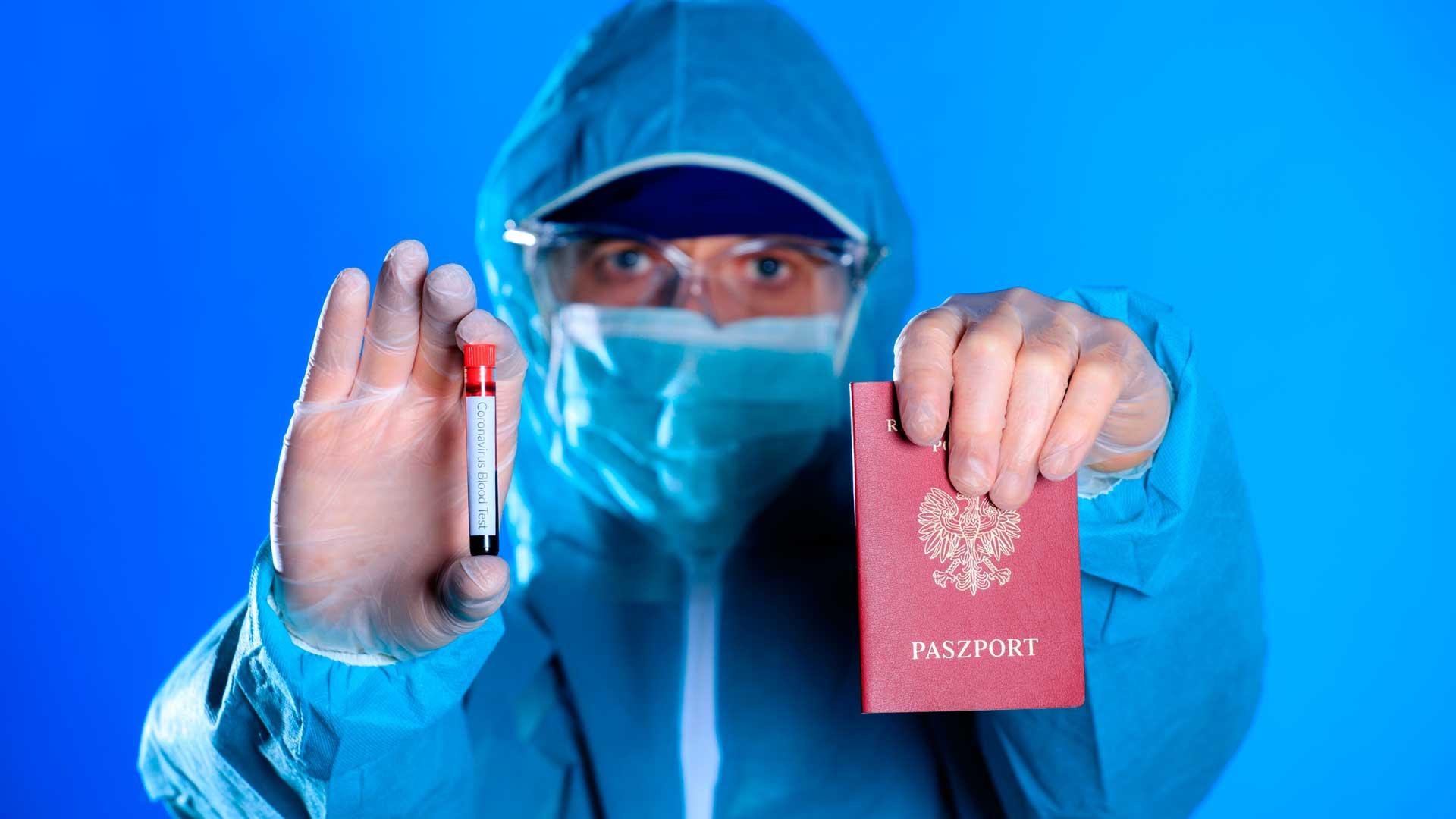 6 países que piden prueba PCR negativa para ingresar