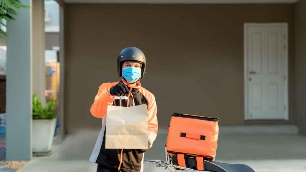 Apps de delivery, minas de oro de la pandemia