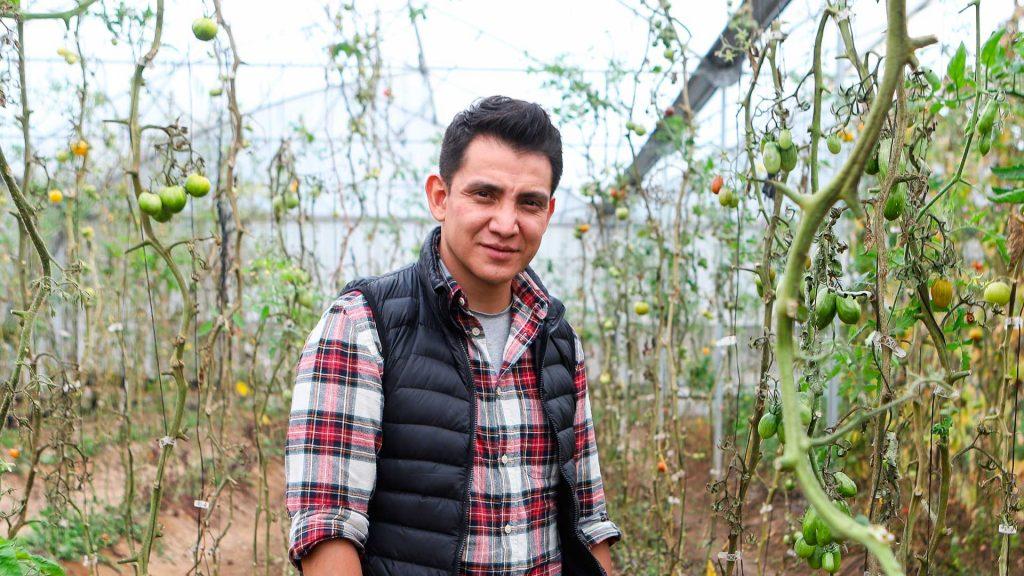 Atzin Santos: cocina con raíces