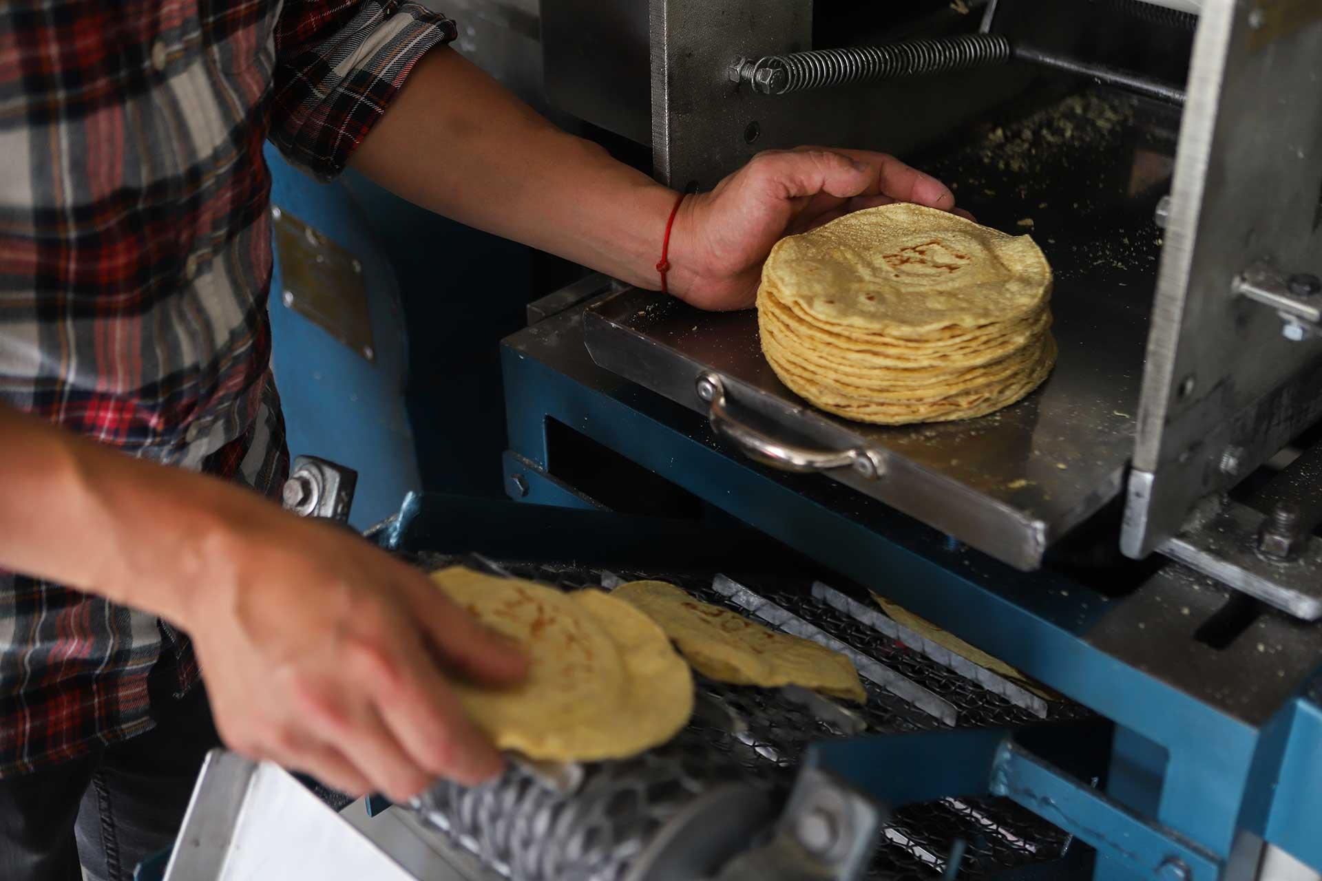 Tortillería Maisantos