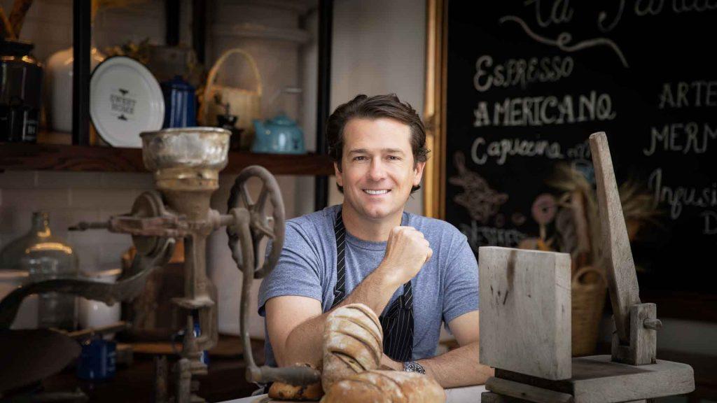 Tres recetas del chef Eduardo Palazuelos ideales para compartir