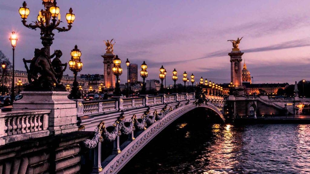 6 destinos inspirados en historias románticas