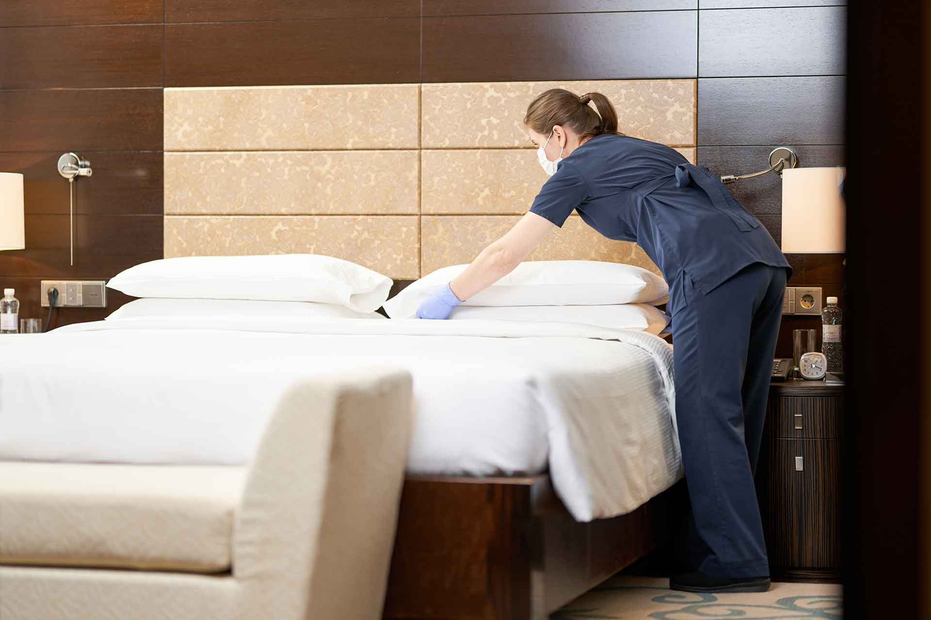 Tecnologías en hoteles