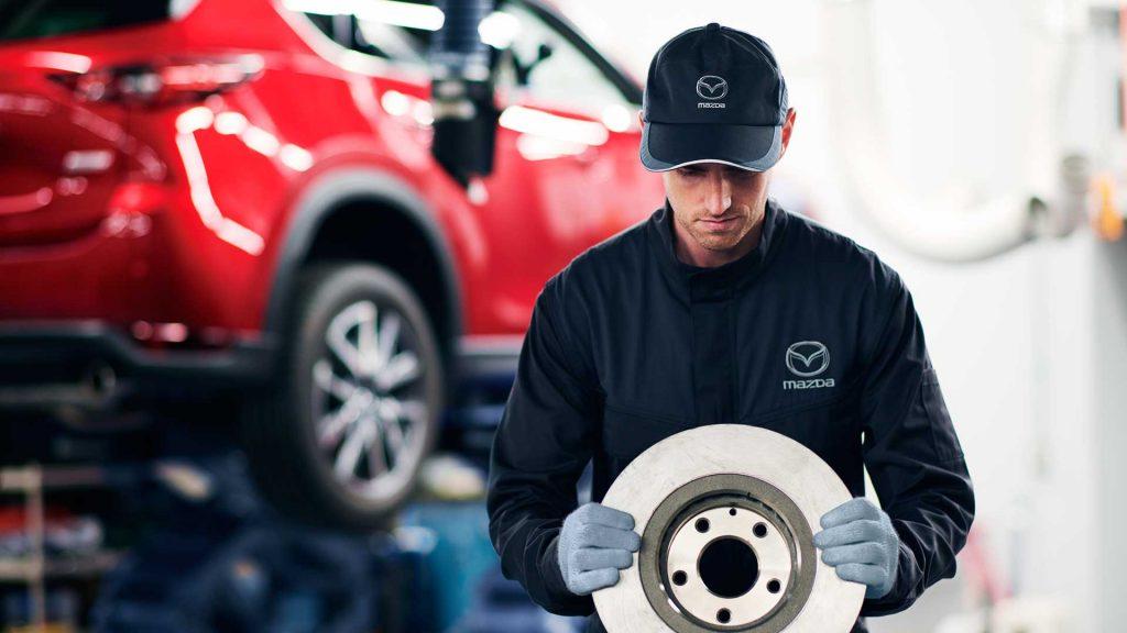 Mazda Service To Go, cuida tu auto en cualquier parte