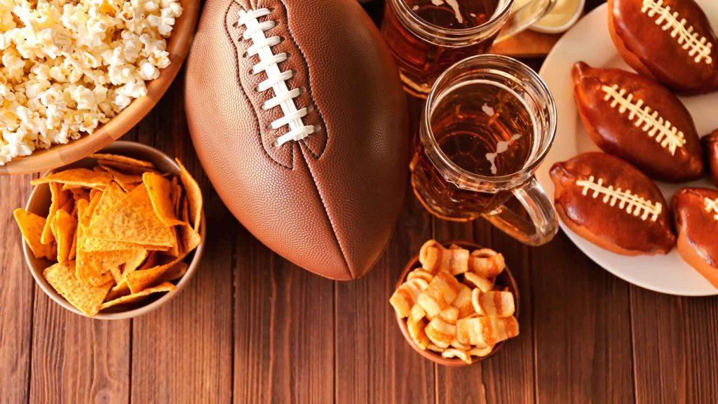 Menús para disfrutar en casa del Super Bowl