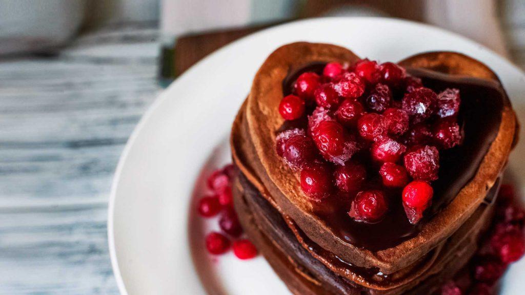 Celebra el Día del Amor y la Amistad con estos deliciosos menús