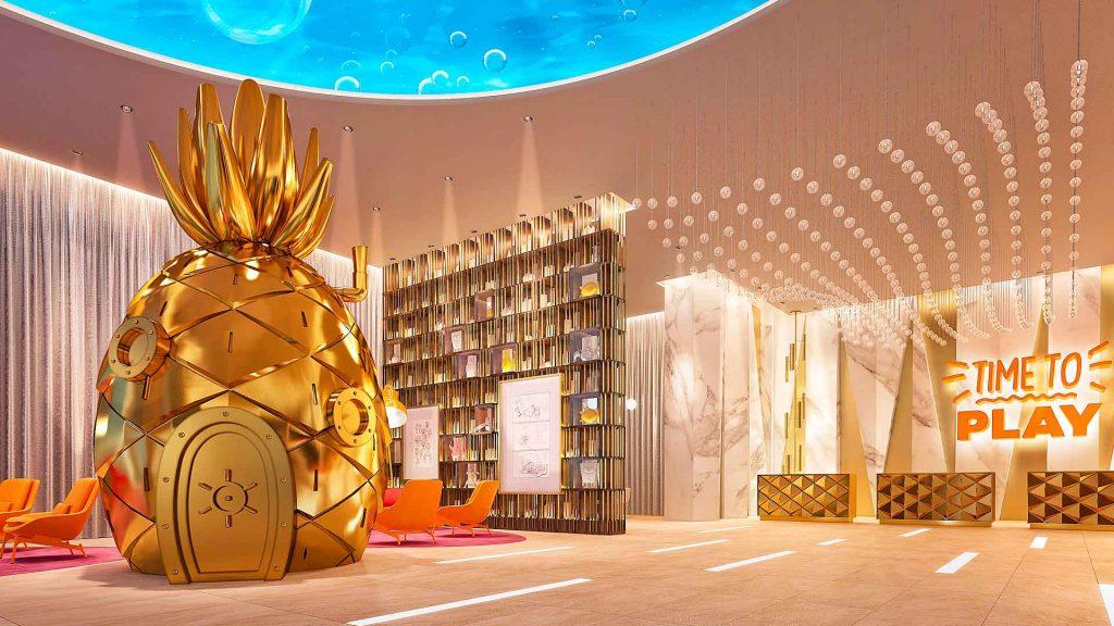 Así será el nuevo Nickelodeon Hotels & Resorts Riviera Maya