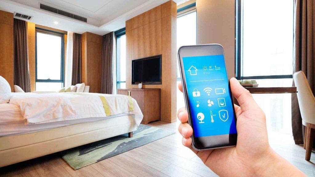 Nuevas tecnologías en hoteles
