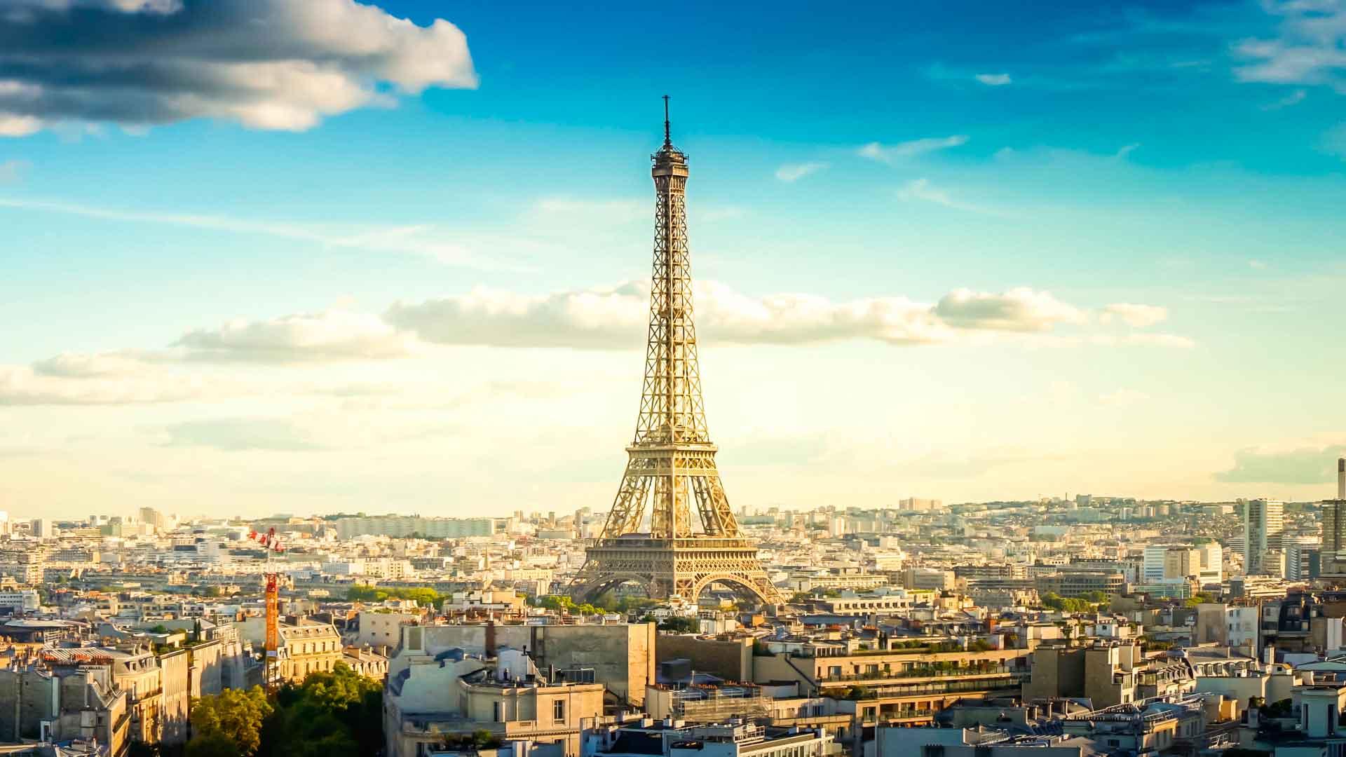 Viaja a París sin salir de casa con Inspark tours