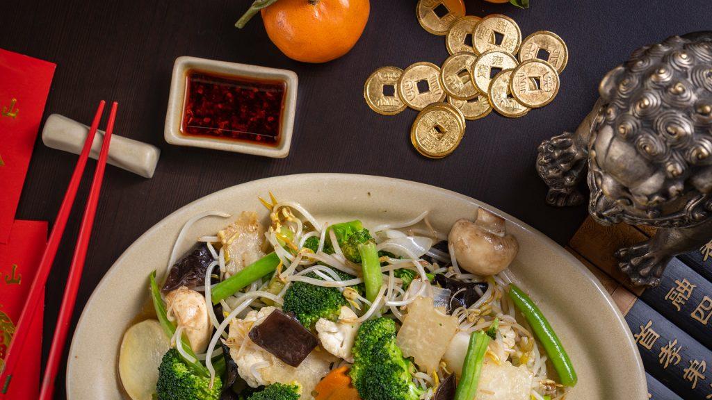 Menús para disfrutar el Año Nuevo Chino