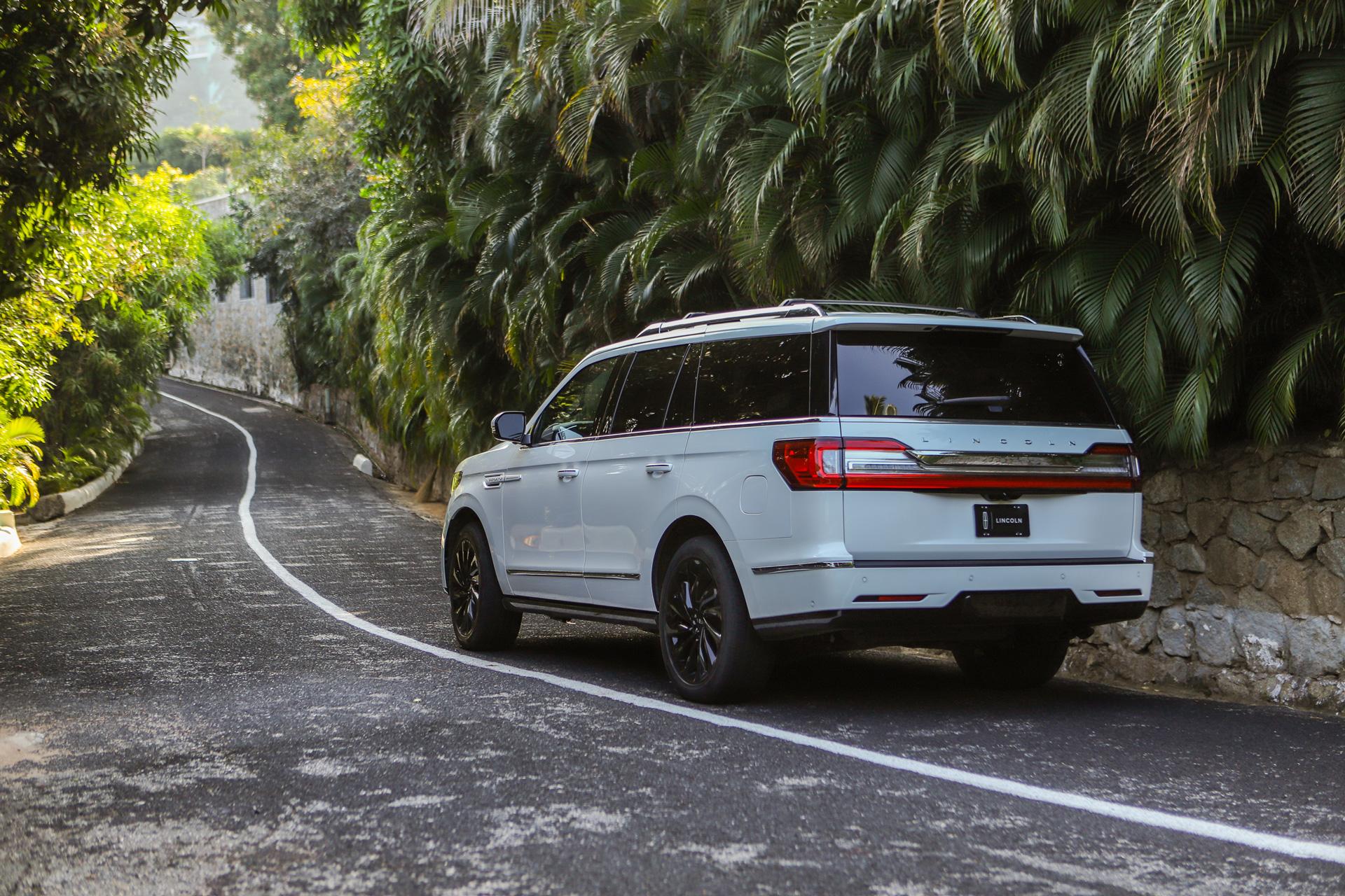Irresistible: Lincoln Navigator, la SUV que debes manejar