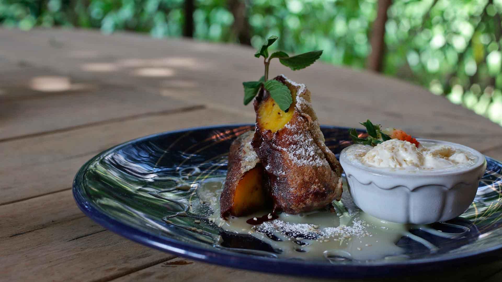 Dos recetas dulces de Eduardo Palazuelos para celebrar en casa