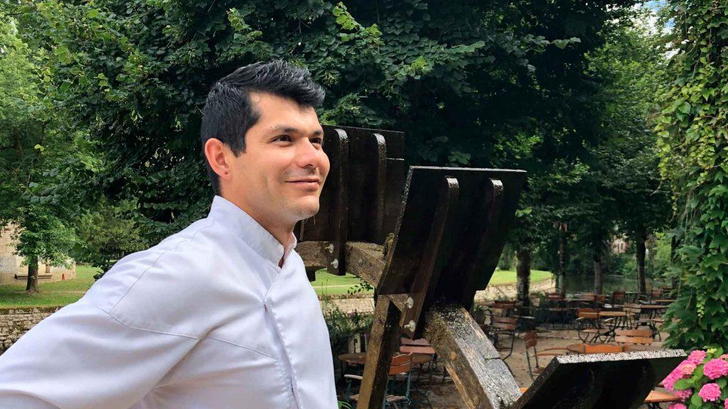 Ramsés Navarro, chef mexicano con estrella en Francia