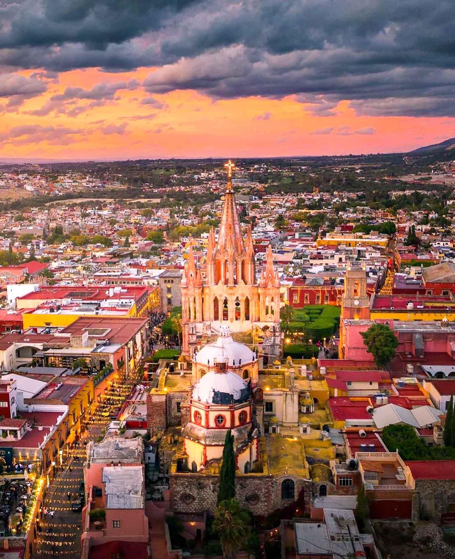 Viajeros inspirando viajeros San Miguel