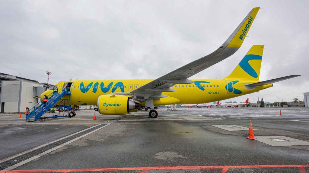 Viva Air, conectando a Colombia con México