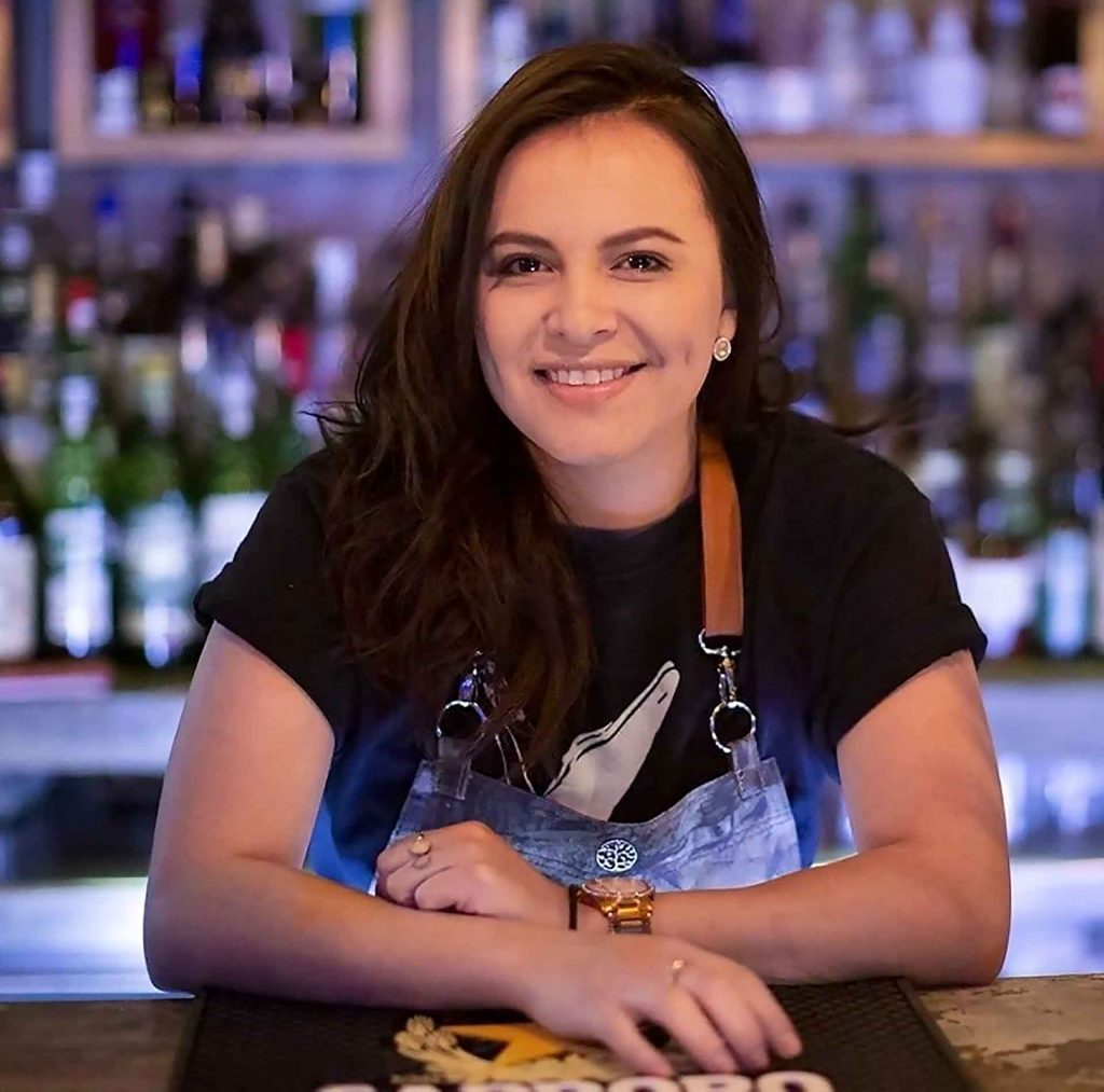 Bartenders Jocelyn Espíndola