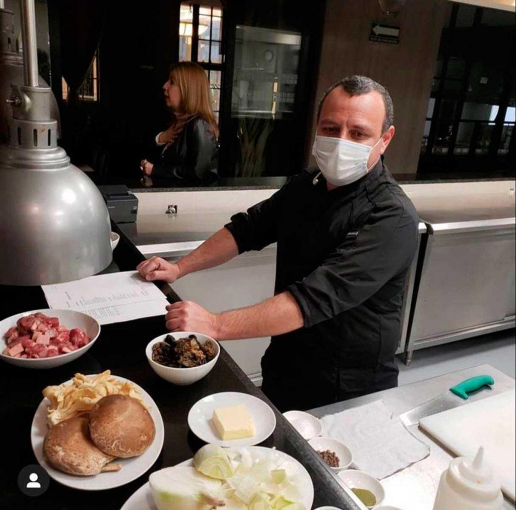Chef Salazar