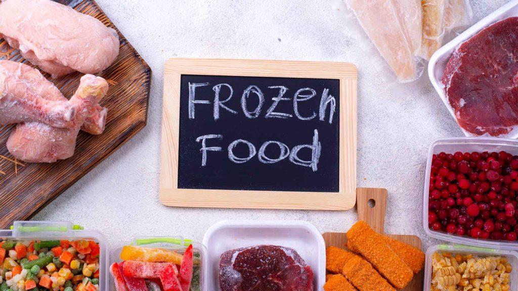 El abc de la comida congelada