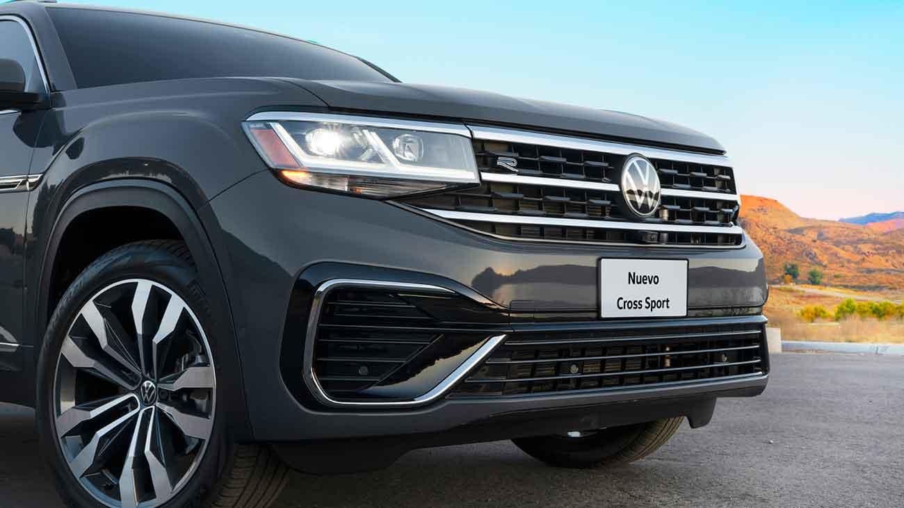Cross Sport Volkswagen