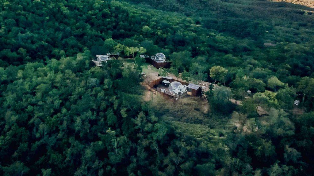 3 hoteles burbuja en México escondidos en la naturaleza