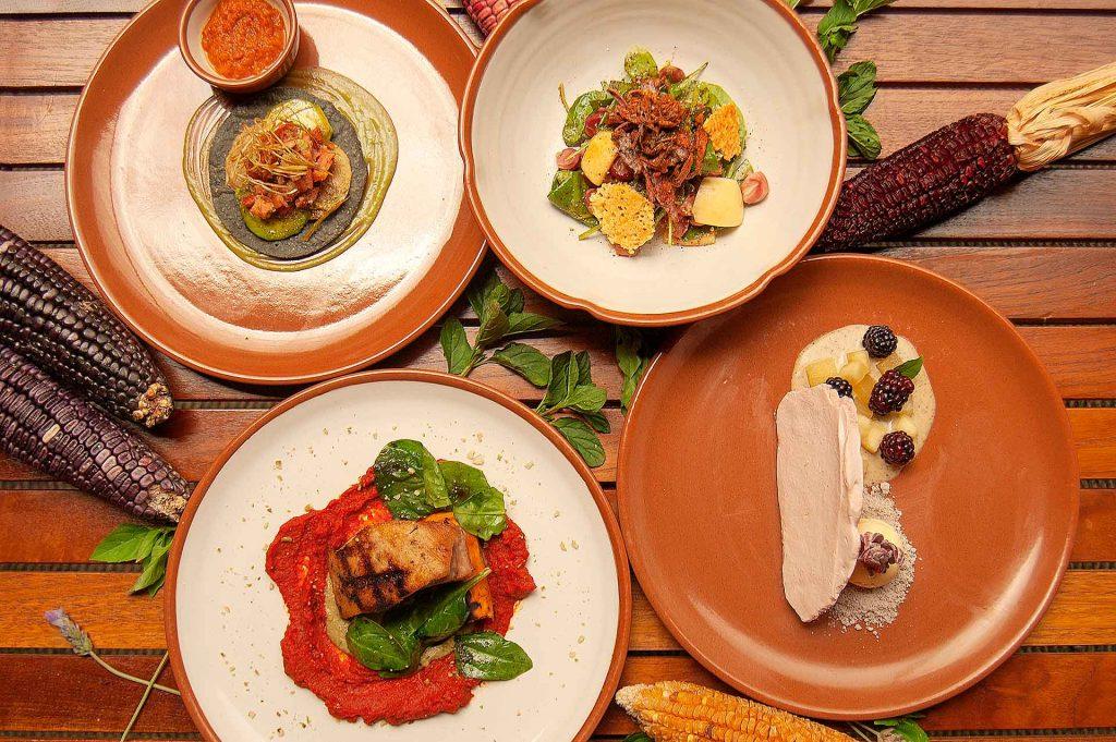 Lucero Soto cocina michoacana