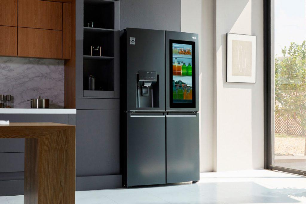 refrigerador Instaview Door in Door de LG